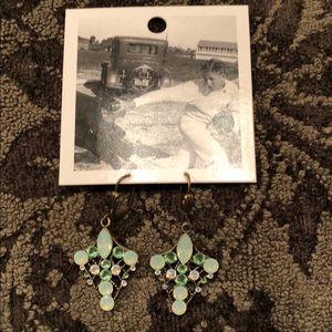 🆕ANTHROPOLOGIE Swarovski earrings